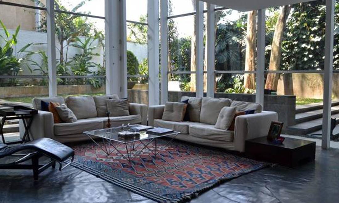 Casas construídas entre 1950 e 1970 estão à venda a partir de 3,2 milhões de reais